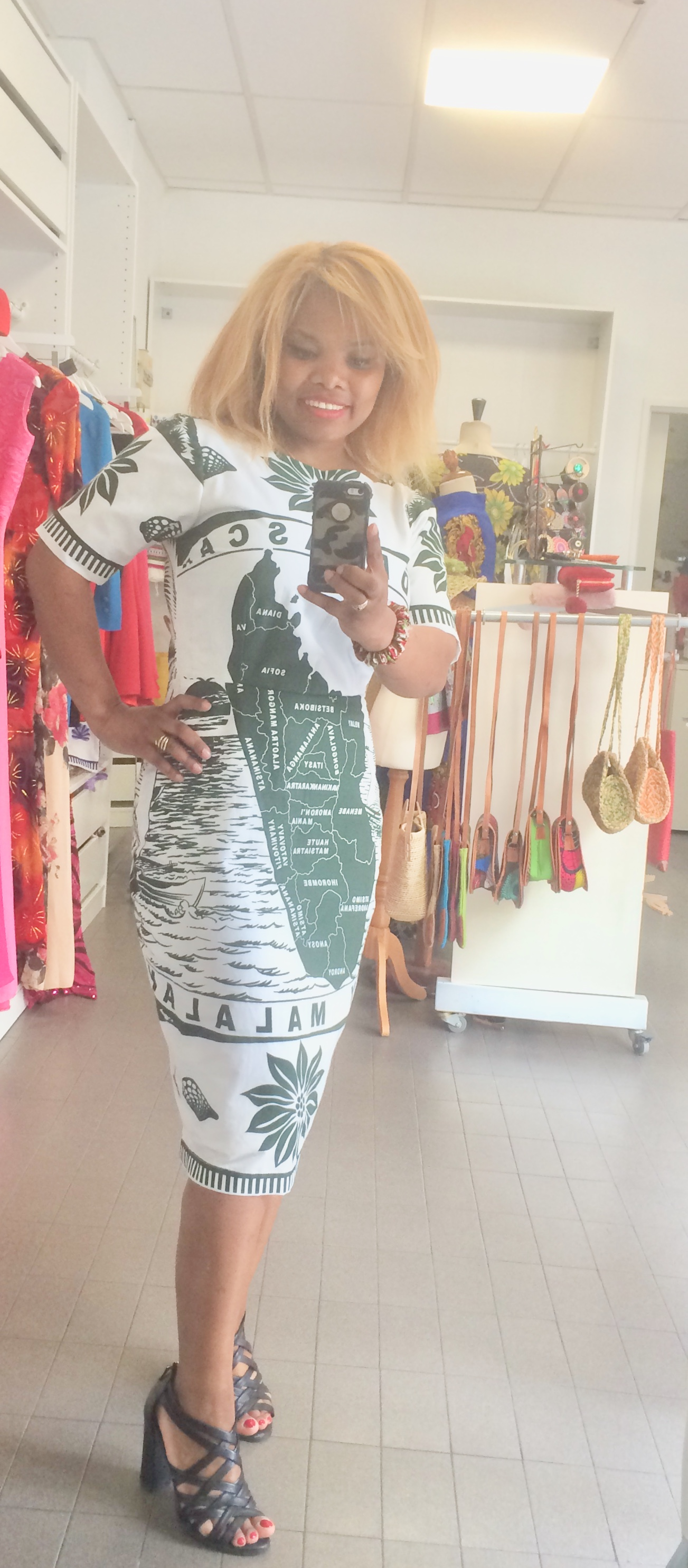 Classique robe